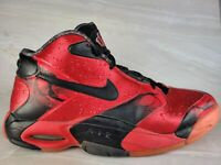 Nike Men's Shoes Air Up All Star Nola Gumbo Size 10 Red 652124-600