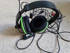Turtle Beach XL1 Nero Ear Force Fascia per cuffie per Microsoft Xbox 360
