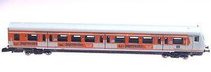 "87990 Marklin Z S-bahn Control car ""Jagermeister"" advertising LED lights"