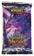 Warcraft * Twilight of the Dragons - Booster Pack x 1 * Wow - Amani Dragonhawk?