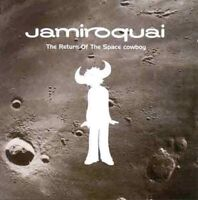 Jamiroquai Return of the space cowboy (1994) [CD]