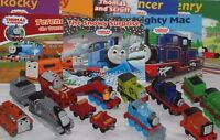 Thomas & Friends Take n Play Magnetic Engines with Books - Choose from Various