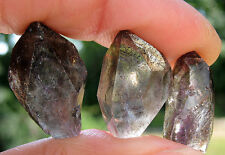 Natural Authentic Super 7 Super Seven Crystal Lot of 3 / Melody's Stone