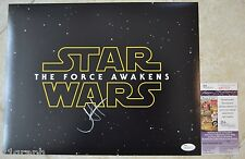JJ Abrams Signed 'Star Wars' 11x14 w/ JSA COA #M93338 The Force Awakens J.J.