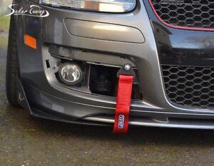 TRS Abschleppschlaufe Tow Strap Motorsport Racing Schlaufe Hook Rallye TUNING