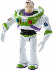 BUZZ LIGHTYEAR POWER PROJECTOR TALKING ACTION FIGURE DISNEY PIXAR TOY STORY