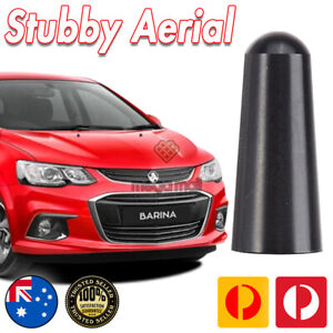 Antenna / Aerial Stubby Bee Sting for Holden Barina >2010 - Black