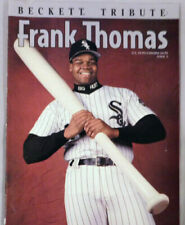 BECKETT TRIBUTE FRANK THOMAS CHICAGO WHITE SOX, NEW 1994 BOOK $4.95
