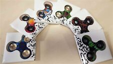 30 pcs joblot wholesale bulk pattern Fidget hand figure spinner quality