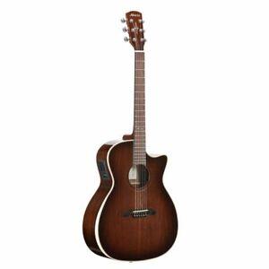 ALVAREZ ARTIST AGW77CEAR Grand Auditorium Acoustic Electric Guitar w/- Cutaway