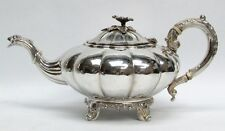 CLASSIC ENGLISH (1829 STYLE) BIRKS CANADA STERLING SILVER TEA POT