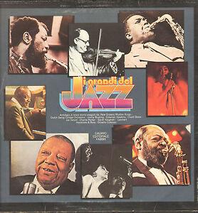 PARKER / VAUGHAN / COUNT BASIE / COLEMAN - I Grandi Del Jazz - Fabbri Editori