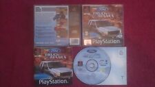 FORD TRUCK MANIA ORIGINAL BLACK LABEL  SONY PLAYSTATION 1 SONY  PS1 PS2