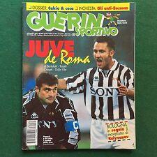 GUERIN SPORTIVO n.43/1996 PERUZZI DI LIVIO ROMANI DELLA JUVE DIEGO MARADONA