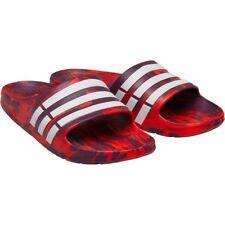 brand new 88f44 549d4 Adidas Duramo Deslizadores Nuevo Tamaño 10 11 12 13 Para hombre Zapatillas  de ducha Sandalias Ojotas