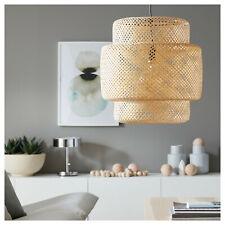 NEW IKEA SINNERLIG  Modern Pendant Lamp Bamboo