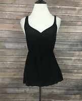 Urban Outfitters Ecote Sleeveless Silk Top (Size: S)
