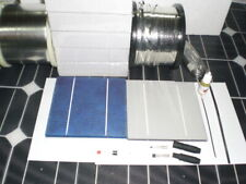 CELULA SOLAR x20 . Kit Placa (80wat max).Photovoltaic panel kit. SOLAR Cells.DIY