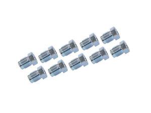 10 x Verschraubung SET M10 Verbinder für Bremsleitung Bremsrohr 4,75 mm Bremse