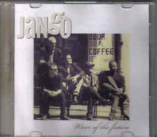 Jango-Wave Of The Future Promo cd single