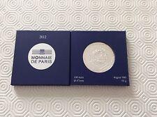 Coffret d'une pièce de 100 € en argent France 2012 Hercule