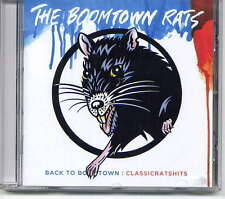 THE BOOMTOWN RATS - rare CD album - Europe - sealed