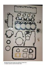 NISSAN BD3004 Head Gasket Set with Block Gasket Set=Complete Gasket & Seal Kit