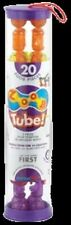 ZOOBTube 20 Sparkle Translucent by Zoob  (NEW)