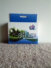 LOW RANGE pH TEST KIT 5.4 TO 7.5 FOR FRESH WATER AQUARIUMS