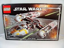 LEGO #10134 STAR WARS Y-WING ATTACK STAR FIGHTER SET 100% COMPLETE