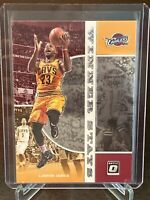 2019 - 2020 Donruss Optic LeBron James Winner Stays Insert #10 LeBron James Cavs