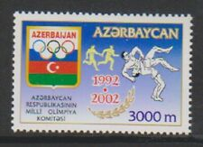 Azerbaijan - 2002, National Olympic Committee stamp - MNH - SG 517