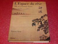 [CHINE ART PEINTURE] FRANCOIS CHENG 1000 ANS PEINTURE CHINOISE ESPACE REVE 1983
