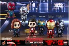 Hot Toys Avengers Age of Ultron Cosbaby Series 2 Figure Set