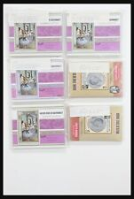 Lot 30737 Collection sheetlets of Aden 1966-1968.