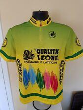 "Castelli Rosate MI Multi Coloured Cycling Jersey 22"" Chest"