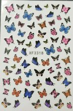 Butterfly Nail Stickers nail designs springs summer nail art
