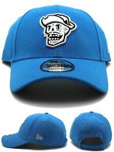 Las Vegas 51s New Era 9Forty Copa de la Diversion Reyes de Plata Blue Hat Cap