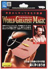 Tenyo Japan 114971 FLOATING BROOM (Magic Trick) NZA