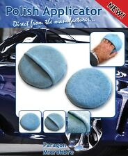 Microfibre Polish Applicator - Pack of 5 - Blue Premium With Hand Insert