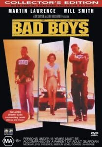 Bad Boys DVD (NEW & SEALED) fast safe shipping & tracking
