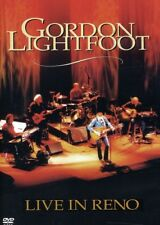 Gordon Lightfoot - Live in Reno [New DVD]