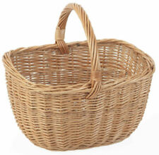 40cm Tea Cup and Saucer Novelty Wicker Gift Coffee Shop Display Storage Basket