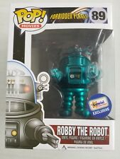 Funko Pop Robby The Robot #89 Gemini Collectibles Exclusive W/Protector