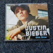 Justin Bieber - One time CD Maxi Single