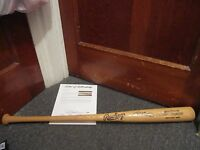 DARRYL STRAWBERRY PROFESSIONAL GAME ISSUED USED BAT