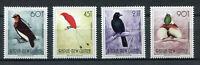 S8611) Papua & New Guinea MNH 1992, Paradise Birds 4v (T)