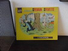 JAN24 ---- SYLVAIN SYLVETTE format à l'italienne  n° 87