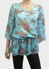 Polyester Holiday Semi Fitted Tops & Shirts for Women