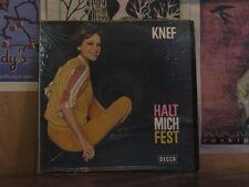 HILDEGARD KNEF, HALT MICH FEST - DECCA LP SLK 16466-P